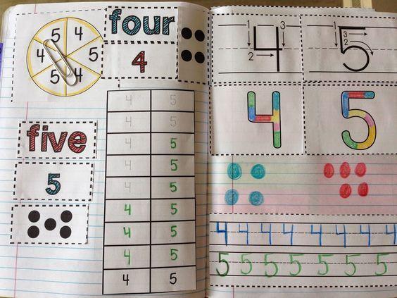 Math Journal Worksheets 5