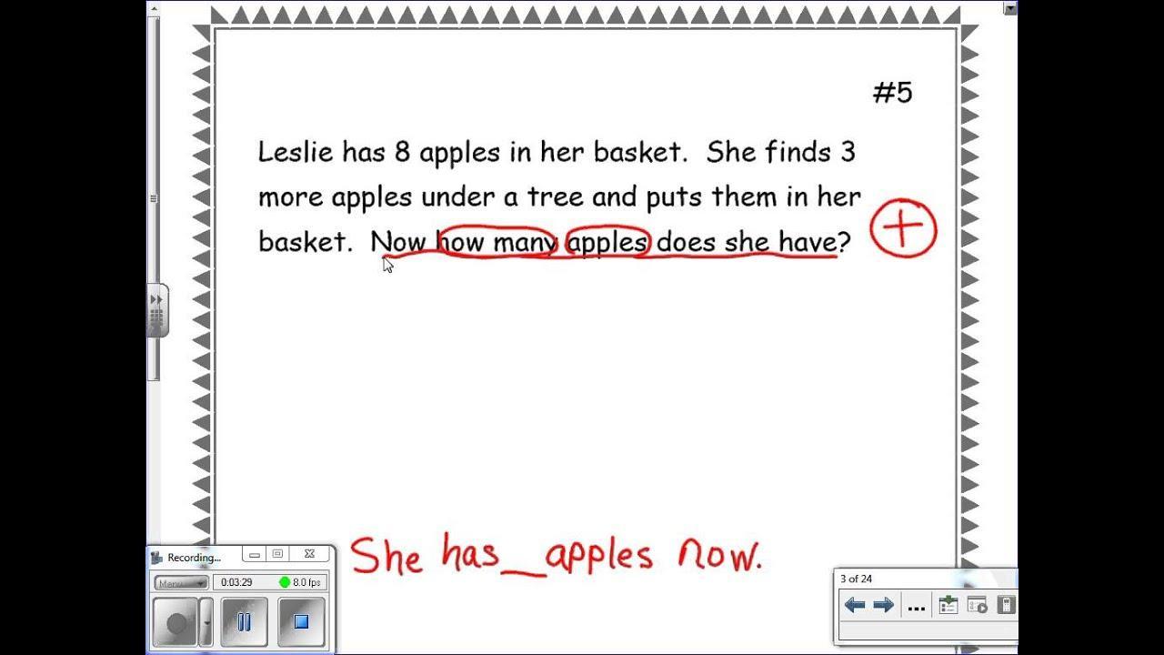 Math Worksheets For Grade 2 5