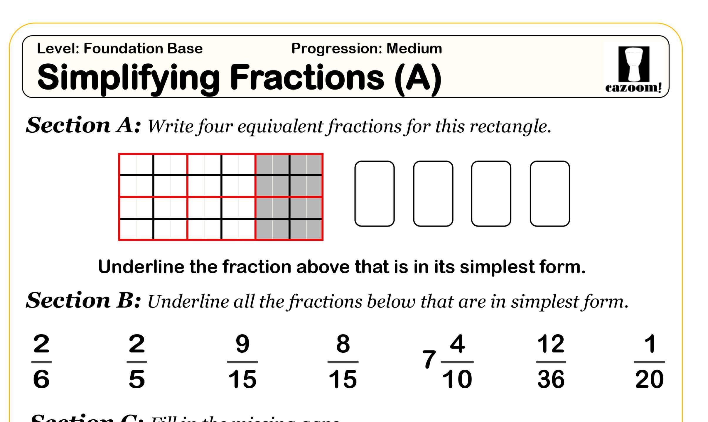 Math Worksheets High School Algebra 4