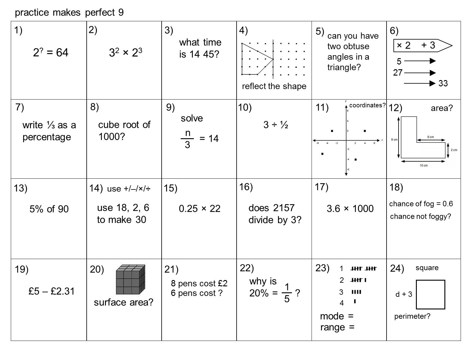 Mathworksheetsland Composition Of Functions Answers