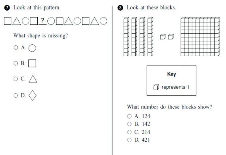 Math Worksheets Level 2 2