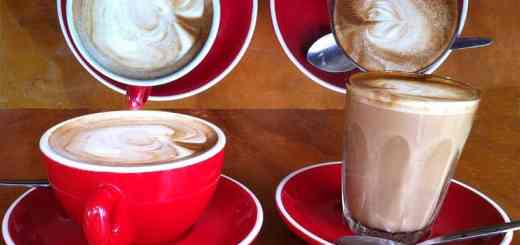 capuchino y latte