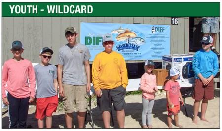Youth Wild Card Winners
