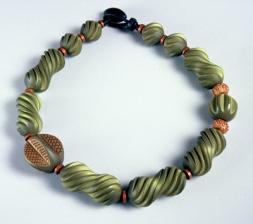 Extruded and Lathe Turned Beads