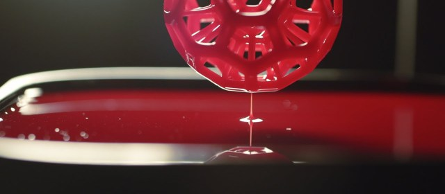 Ultra-Fast Resin Printing