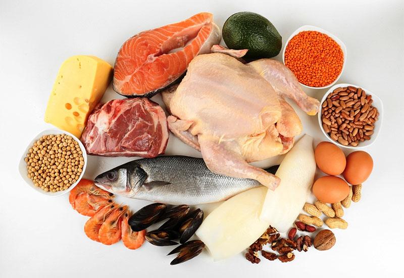 Produkte zur Gewichtsreduktion und deren Kaloriengehalt