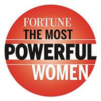 Fortune 50 powerful women