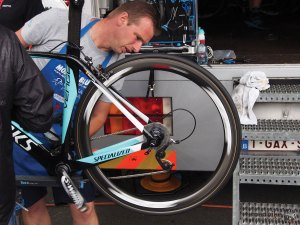 bike mechanic