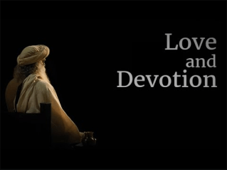 Difference between Love and Devotion