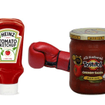 Difference between Salsa and Ketchup