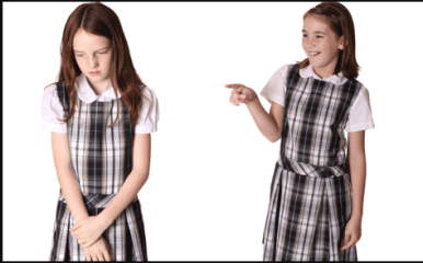 Difference between Teasing and Bullying