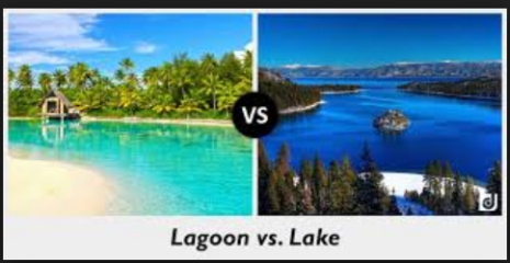 Difference between Lake and Lagoon