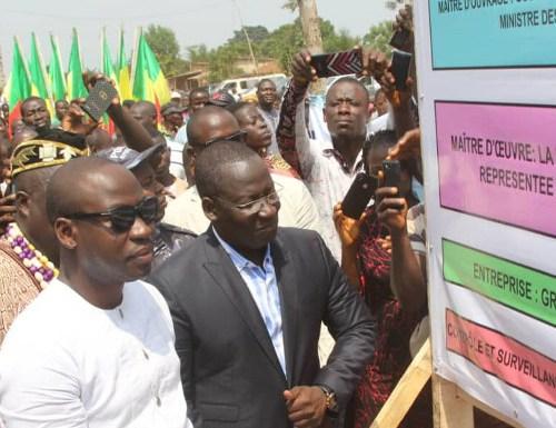 Développement de réseaux routiers au Bénin : La BOAD finance à hauteur de 21.312.983.622 FCFA