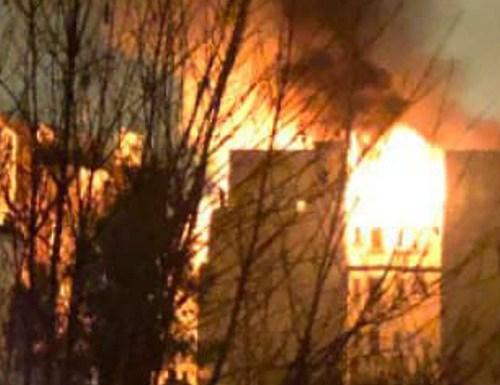 France : Un énorme incendie dans le 16è arrondissement de Paris fait plusieurs morts et blessés