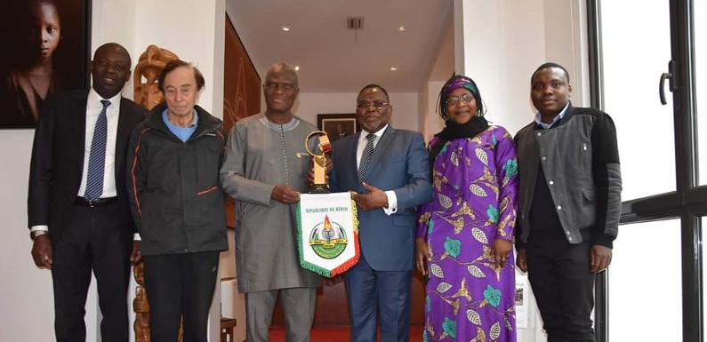 Coopération : l'Université d'Abomey-Calavi (UAC) réchauffe ses liens de partenariat avec les universités françaises