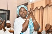 Mariam Chabi Talata, première Vice-Présidente de l'Assemblée nationale