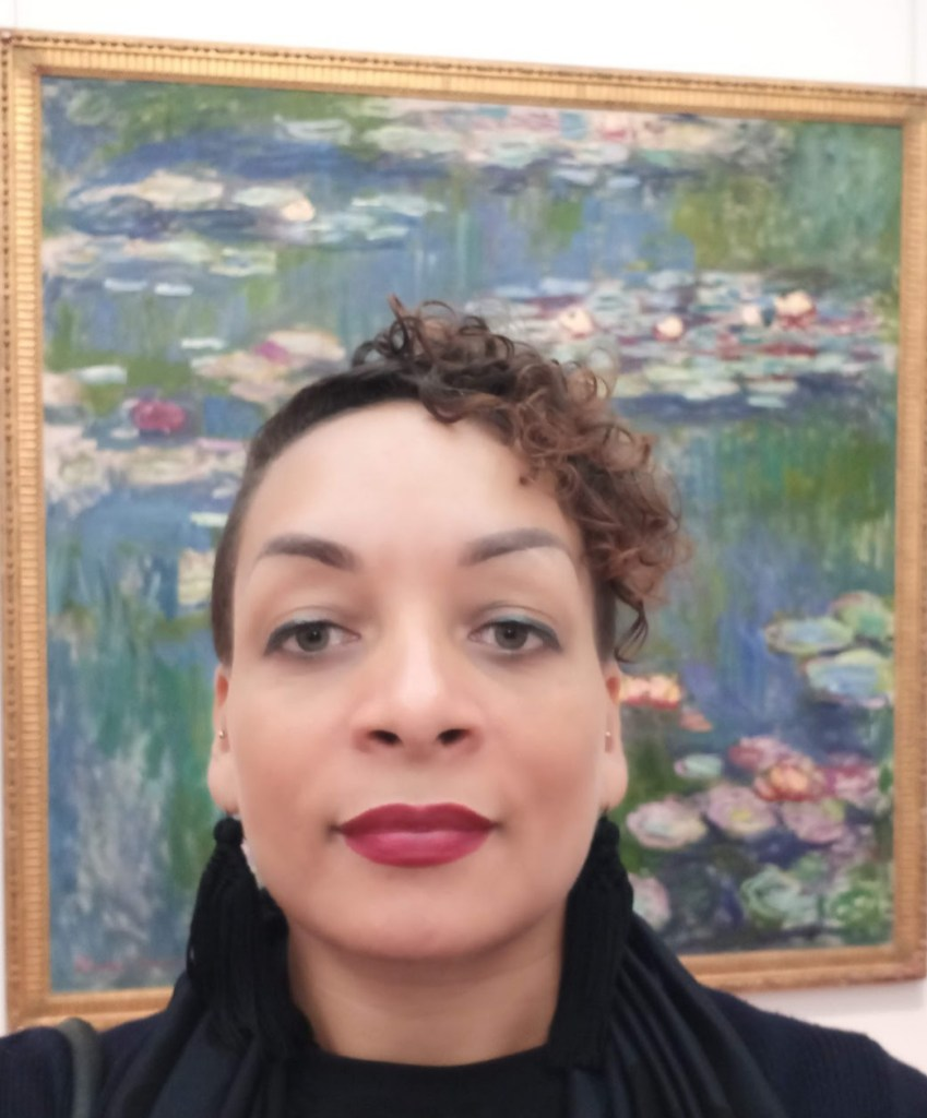 Samantha Allen, art engagement specialist