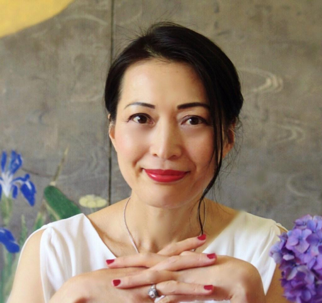 Azumi Uchitani, expert of Japanese culture