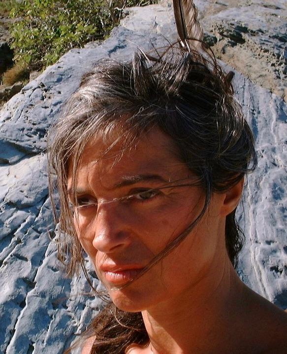 Isabella SC Scanderbeg - Italian activist, peace promoter, cultural expert