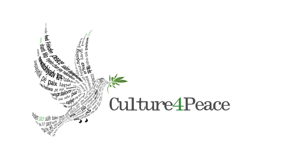 Culture for Peace logo