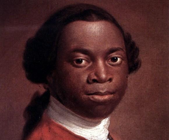 Olaudah Equiano portrait for Black British history