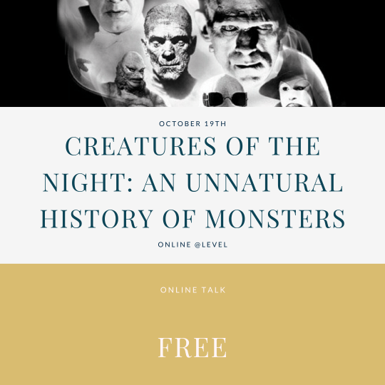 Unnatural History of Monsters - Free tickets