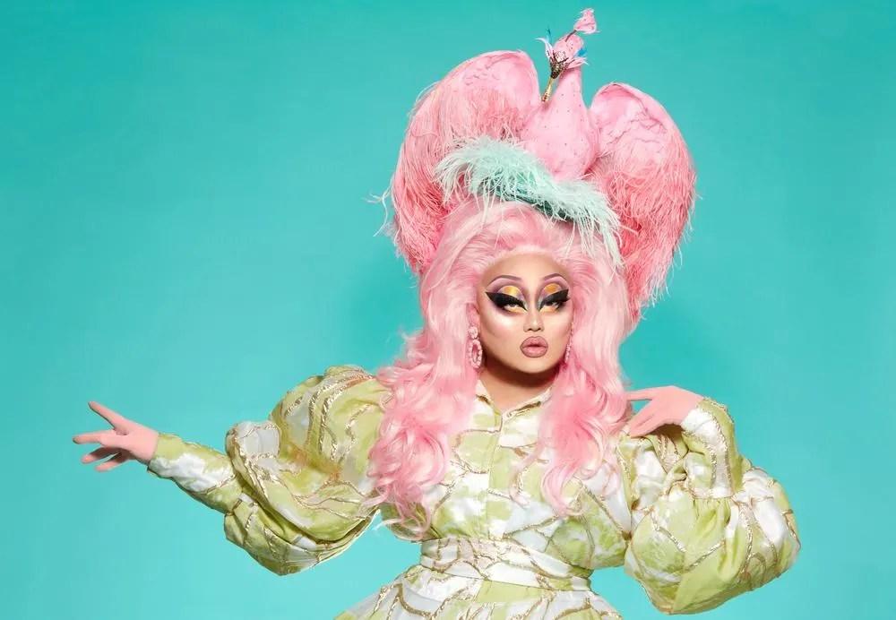 Kim Chi - drag queen