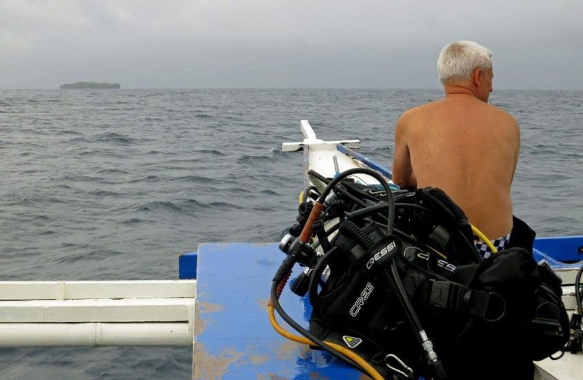 Diving for seniors citizens : 10 tips for an exceptional experience