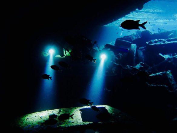 Plonger sur le SS Thistlegorm en Mer Rouge