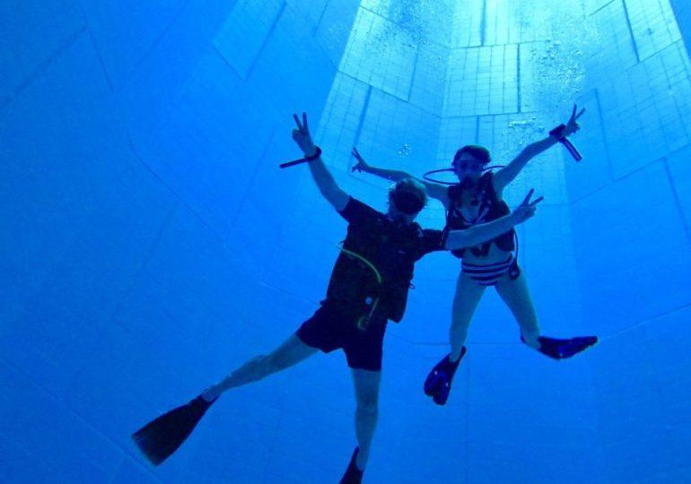 Travailler dans le monde de la plongée en créant son propre projet ?