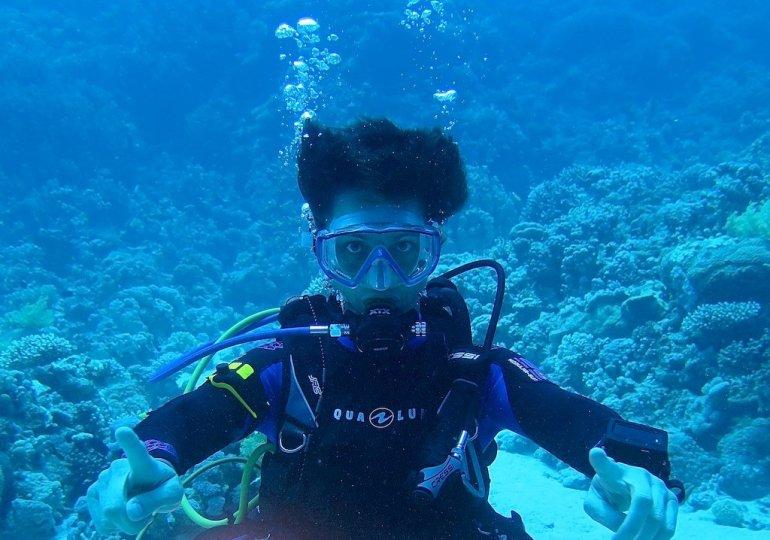 Créer et animer un blog de plongée : ma nouvelle vie de blogueuse