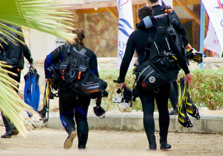 Choice of diving equipment: how to do ?