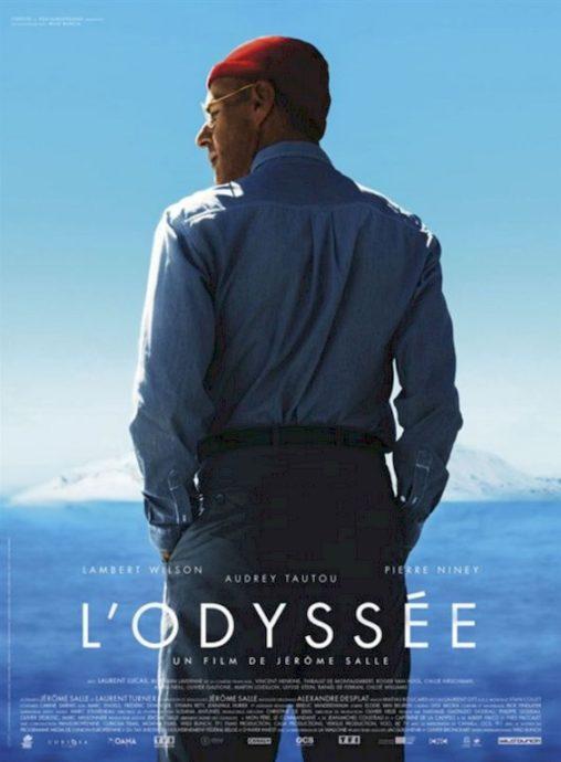 L'affiche du film L'Odysée.