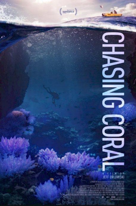 L'affiche du film Chasing Coral