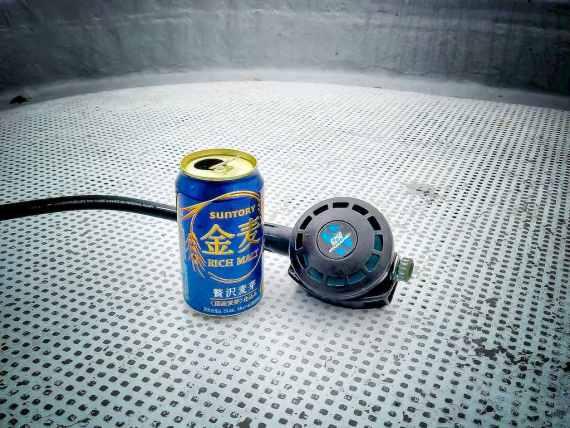 Les aventures de Gégé, plongeur féru de bière fraiche et d'immersions.