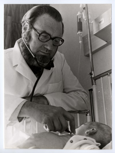 Because of C. Everett Koop