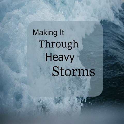 How To Make It Through a Special Needs Storm