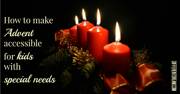 How To Create a Special Needs Advent Celebration