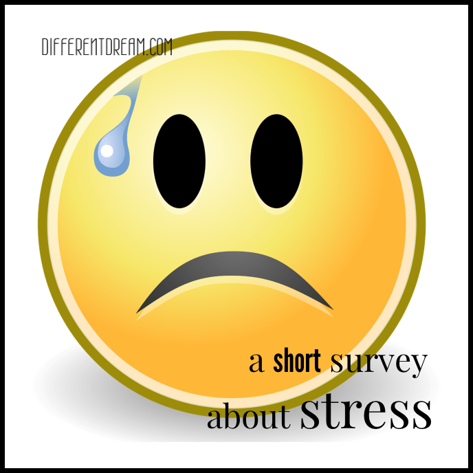 Attention stressed caregiver and special needs parent! You are invited to complete a short survey about stress in caregiving parents to help assess the need for a book on the subject.
