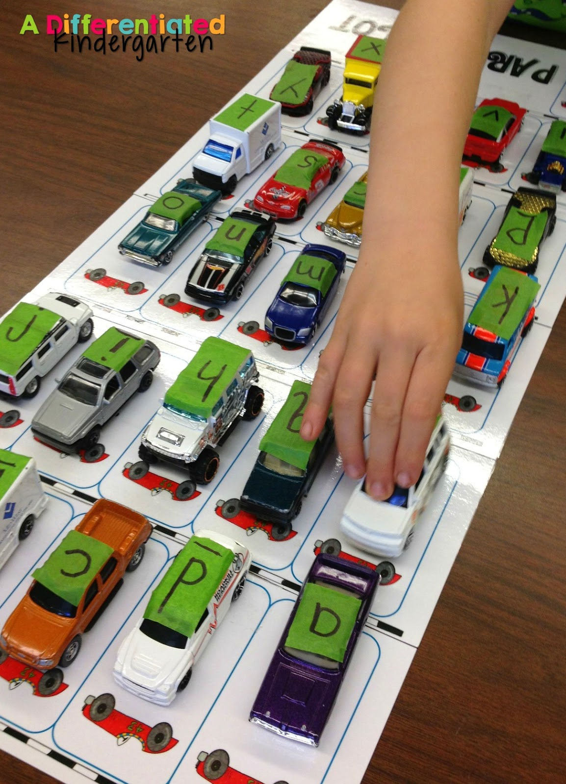 Start Your Engines For Differentiated Instruction And Some