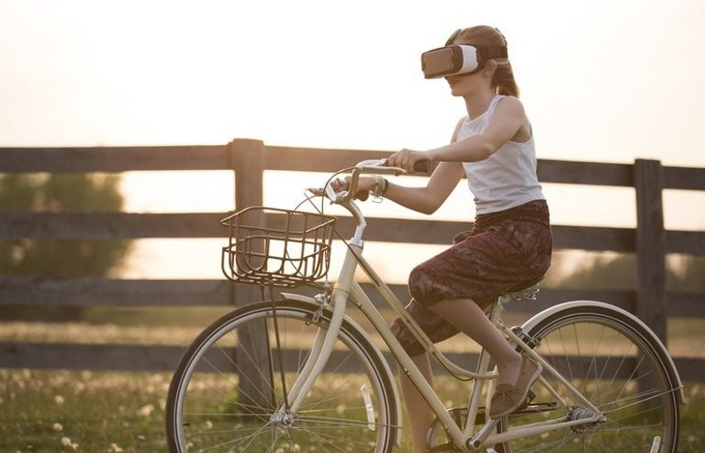 fitness virtual reality