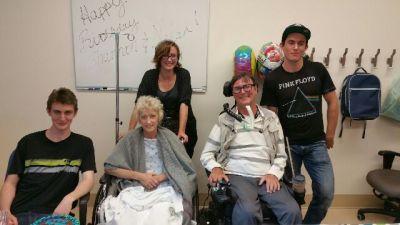 Tom O'Shaughnessy – ALS documentary