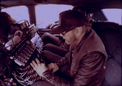 Daniel Lanois: What does your avg musical genius do while cruising Kensington in a retro Caddy? Remix Tinariwen, of course!