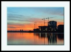 Tempe Town Lake Sunrise