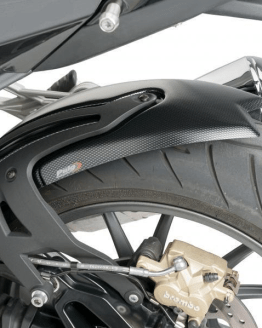 Guardabarros Trasero BMW R1200RS (2015 - 2017) Puig Color Símil Carbono - Ref. 7682C