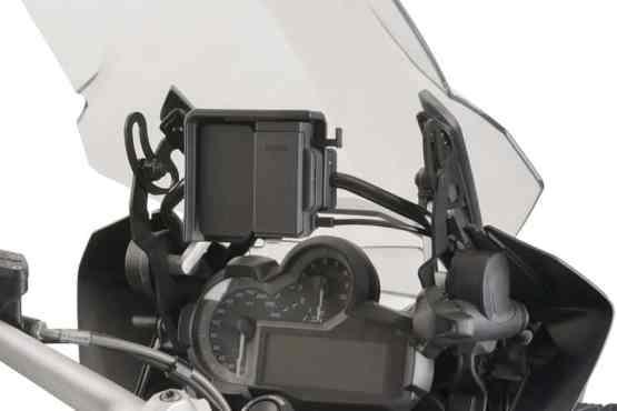 SOPORTE FIJADOR PARA CÚPULA BMW R1200GS Y R1200GS ADV. REF. 7566N