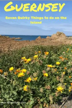 Seven quirky things to do on Guernsey