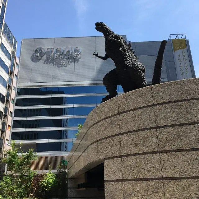 There's a few different places to get up close and personal with Godzilla in Tokyo - check out our post to find them all.