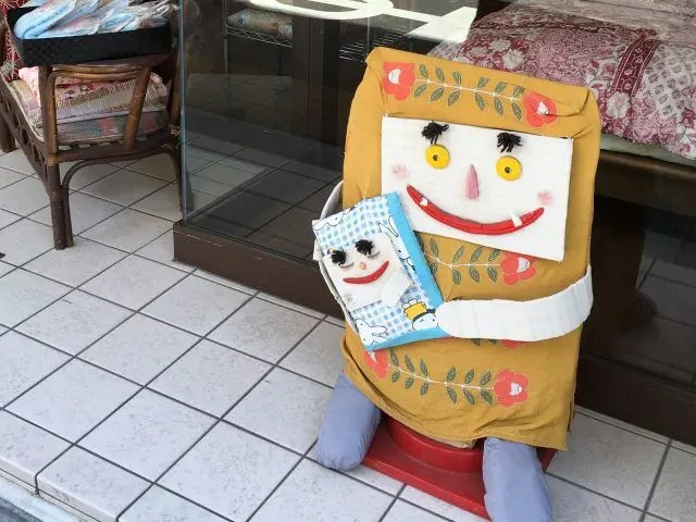 Ichijo Dori in Kyoto is also known as Monster Street or Yokao Street because each of the shops has a tiny monster outside it. But why...?