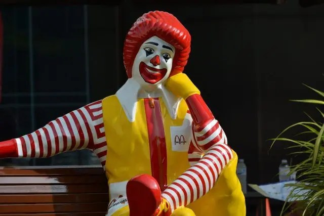 It's okay to take a break during your first trip to Bangkok - have a McD's, meet Thai Ronald, it's fine